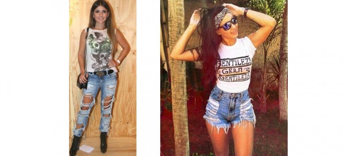 Sugestões de como usar o Destroyed: o jeans rasgado do momento