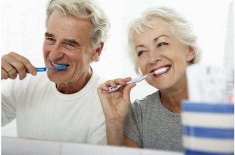 É possível envelhecer sem dentadura?